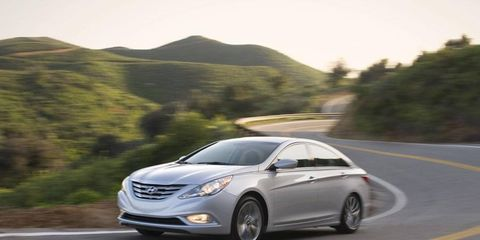 Driver's Log Gallery: 2011 Hyundai Sonata Turbo