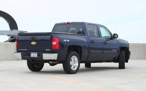 Driver's Log Gallery: 2010 Chevrolet Silverado Hybrid
