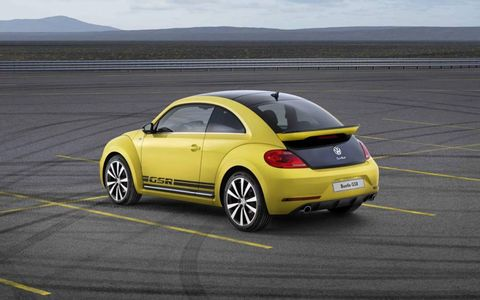 The 2014 Volkswagen Beetle GSR has smile-inducing looks, but lacks in driver involvement.