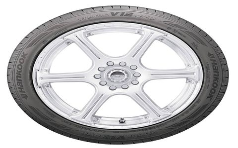 Hankook's explanation for its superior performance comes down to a number of things.