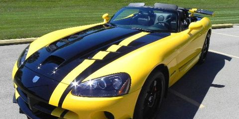 2010 Dodge Viper SRT10 ACR Convertible by Woodhouse Motorsports