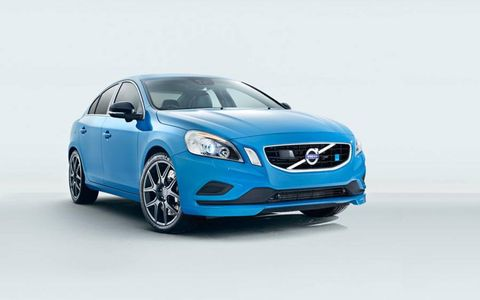 The turbocharged 3.0-liter T6 in the Polestar delivers 350 hp and 368 lb-ft of torque
