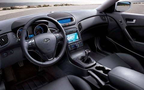 To help shed weight, R-Spec versions cut out nonessential items, including auto headlights, cruise control and various interior trim items, and is only available with the six-speed manual transmission.