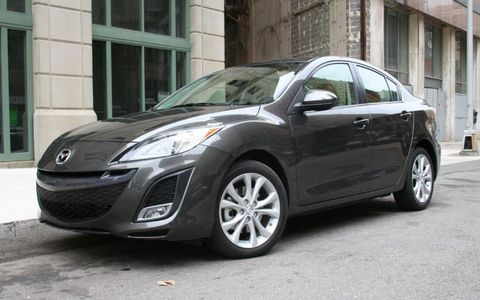 Driver's Log Gallery: 2010 Mazda 3S Grand Touring