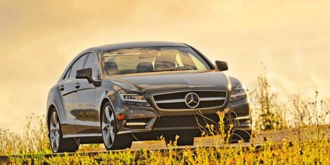 The CLS550 4Matic can be yours for a price of $75,405
