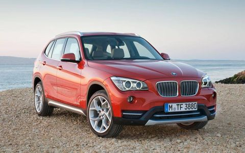 The X1 rides on underpinnings from both the 1-series and 3-series sedans, so the chassis is well-sorted, but in X1 guise it merely rides higher.