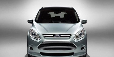 The hybrid Ford starts at $25,995 while ours entered in at $31,605