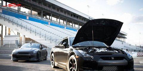 SP Engineering Nissan GTR
