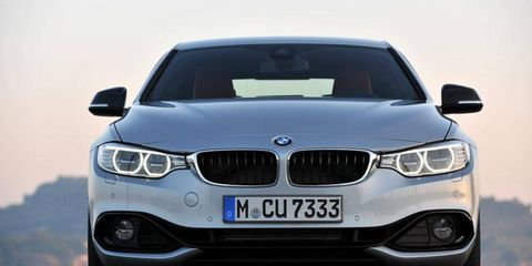 The 3-series coupe is gone. Behold the new 4-series, its successor