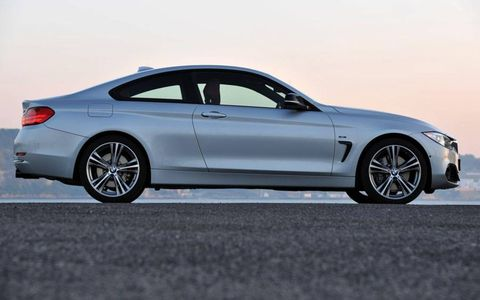 With the 4-series, a supposed more exclusive image gives BMW a reason to hike up pricing over the 3-series