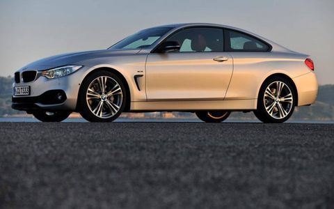 In reality, the name change comes in part of a brand realignment, with the 2,4,6 and 8-series being sportier than the 1,3,5 and 7-series