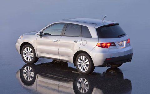 2011 Acura RDX