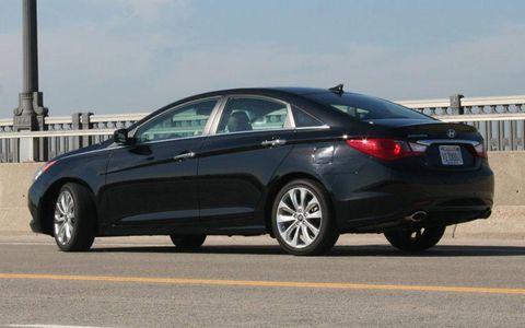 Driver's Log Gallery: 2011 Hyundai Sonata SE