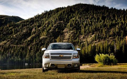 The Tahoe is one of the few big, full-framed SUVs left standing while the market shifts to crossovers