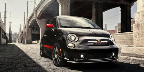 The Abarth is fun, fast, grippy and has an awesome exhaust note