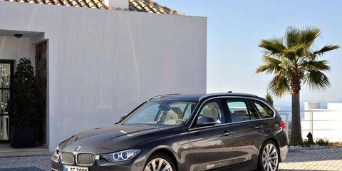 2013 BMW 328I SPORTS WAGON