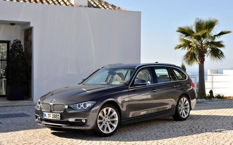 2013 BMW 328I SPORTS WAGON