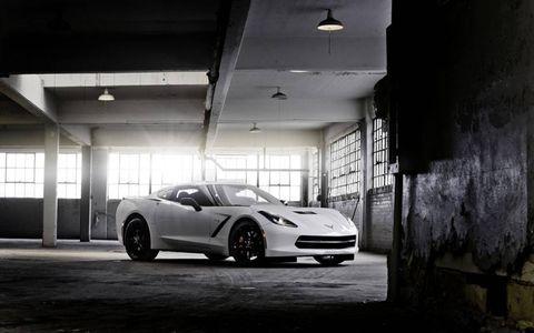 2014 Chevrolet Corvette Stingray Photo by Andrew Trahan