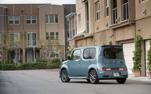 2011 Nissan Cube Krom Edition