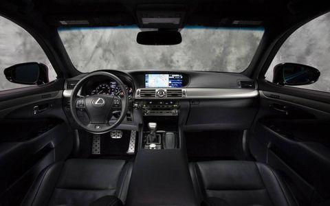 The interior is top-notch, with great fit and finish to go with excellent build quality