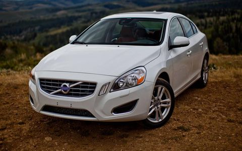 It's safe! It's powerful! It's now available with all-wheel drive for less money! It's the Volvo S60 T5 AWD!
