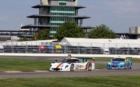 Alex Popow and Sebastian Bourdais drove the No. 2 car to an historic win at Indianapolis.