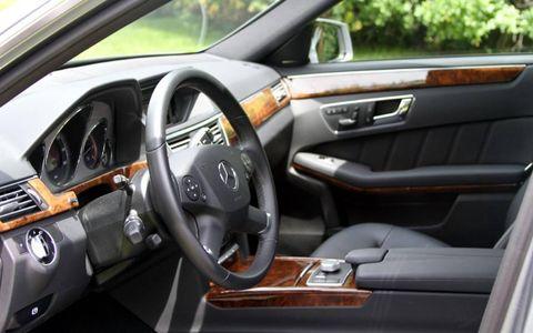 2011 Mercedes-Benz E350 Bluetec sedan