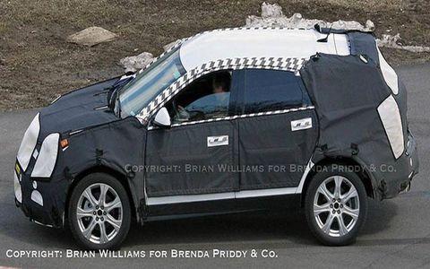 Cadillac BRX prototype