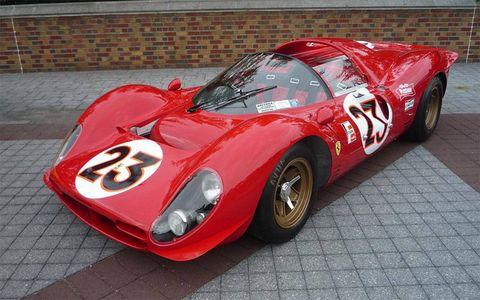 1967 Ferrari P3/4