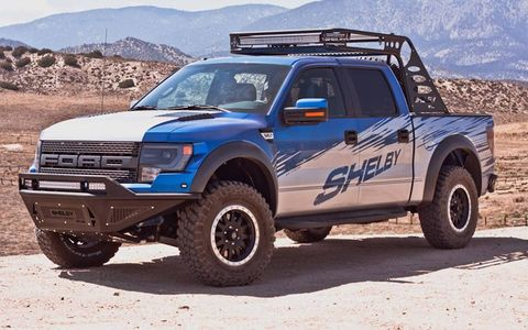 Want the performance upgrades? Ol' Shel's ghost will install 'em for $17,995.