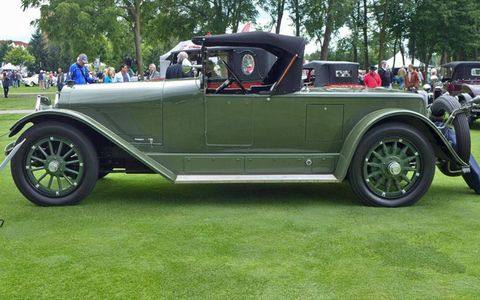 2013 Concours d'Elegance of America at St. John's photo gallery