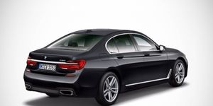 The I-4 powered BMW 730i will be the base model in a number of foreign markets, including China and Turkey.