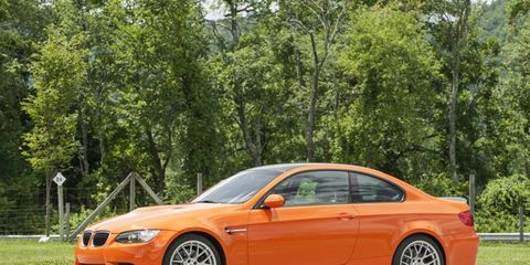 The base M3 starts at $62,295 while the Lime Rock is $80,295