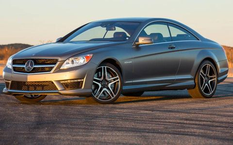 The CL65 AMG balances comfort, performance and luxury extremely well