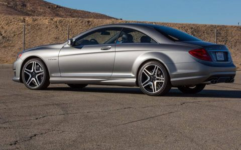 The CL65 AMG has two personalities: land missile and cruiser