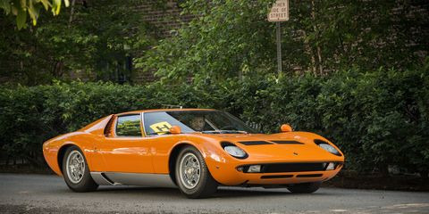 Lamborghini Polo Storico will reproduce parts for vintage cars and issue certificates for classics.