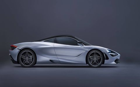 The McLaren 720S will come in three trims -- base, Performance and Luxury.