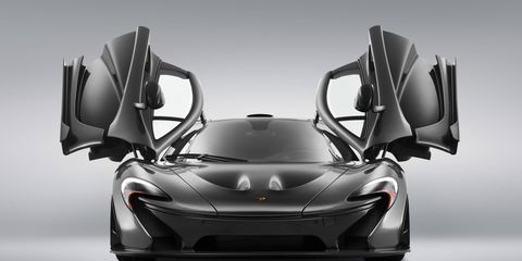 This one-off P1 was commissioned by a North American customer looking for a little more uniqueness in his P1.