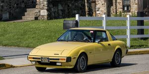 11 classic Mazdas will take part in the Touge California road rally.