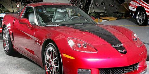 Corvette 427 Limited Edition Z06