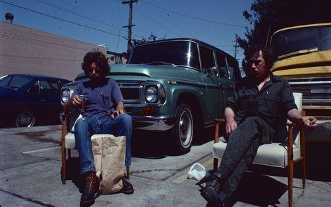 Real Berkeley machinists drove International Harvester trucks in 1978.