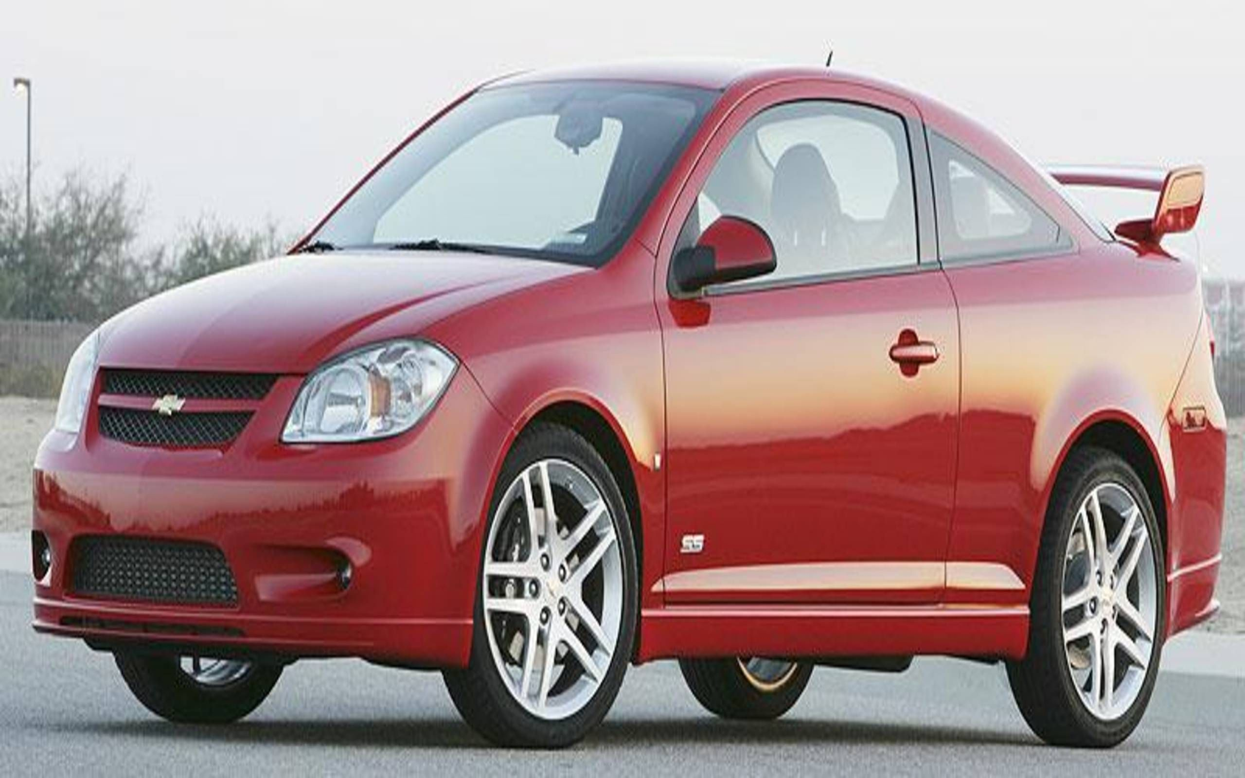 2008 Chevy Cobalt Ss Building A Better Budget Bullet Turbocharged Cobalt Ss Is Surprisingly Refined
