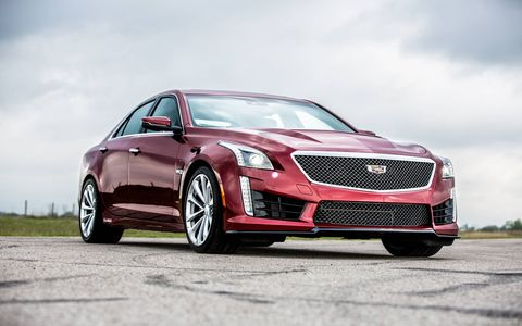 Hennessey Performance will turn your Cadillac into a fire-breathing monster capable of well over 200 mph.