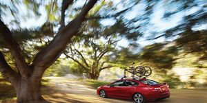 Subaru's 2017 Impreza rides on a new platform that will support all future Subarus, except maybe the BRZ. The sedan or hatch is all-new from inside out and top to bottom, with a stiffer chassis, more room inside and the usual phalanx of connectivity. Prices start at just over $19,000 and go up to about $25,000.
