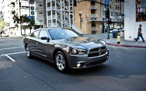 We like the looks of the Charger in general, it's aging well. Although, expect a refresh within the next year