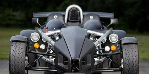 The Ariel Atom 700 takes the already intense Atom 3 and boosts output to 700 hp.