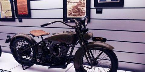 1925 Harley-Davidson