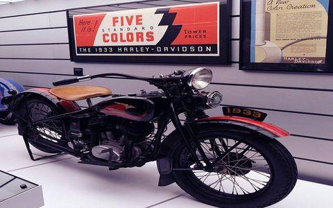 1933 Harley-Davidson