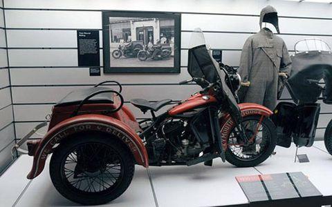 Harley-Davidson cycles