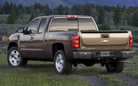 General Motors is introducing its next-generation full size pickup trucks, the 2007 Chevrolet Silverado and GMC Sierra, two trucks that could help lead the General out of its financial doldrums. GM says the trucks have been redesigned from top to bottom: They have new exterior and interior designs, new engines and new chassis. The Silverado and Sierra are offered with three cab styles, three cargo box lengths and several suspensions setups. GM hopes the range gives customers more choice when trying to suit their needs, particularly with the heavy duty models.